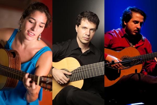A francesa Elodie Bouny é uma apaixonada pela música latino-americana  (Marcos Gouvea/Divulgação )