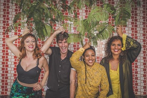 Os músicos prometem levar o melhor da música latina para a festa (Divulgação/Sinclair Maia)