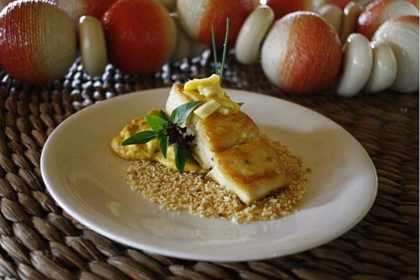 Coco, banana-da-terra e limão siciliano aparecem na receita do Sallva (Ana Rayssa/Esp. CB/D.A Press)