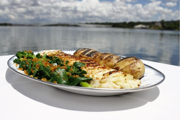 Durante o feriado, bacalhau pode ser uma boa opção para as refeições (Ana Rayssa/Esp. CB/D.A Press)