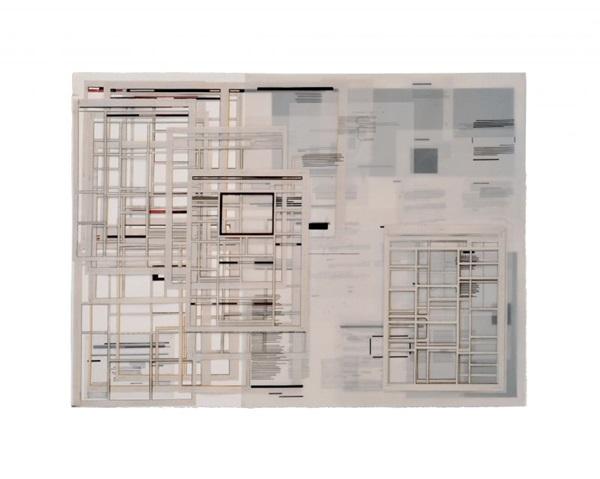 As obras de Helô Sanvoy vieram das páginas de jornais  (Reprodução/Divulgação)