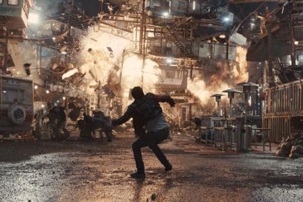 Apostando na realidade virtual, Spielberg ambienta longa-metragem em 2045 (Warner Bros./Divulgação)