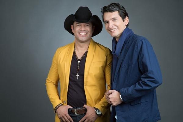 Com 20 anos de carreira, a dupla Pedro Paulo & Matheus será a principal atração na Bamboa Brasil (Imprensa Objetiva/Divulgação)