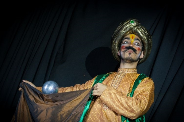 A Cia Circênicos comemora 12 anos com atividades  (Olivier Boels/Divulgação)