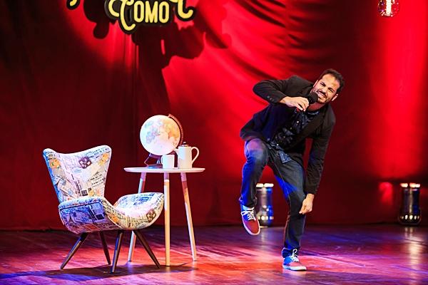 Daniel Villas Boas: o humano pode ser hilário (Daniel Villas Boas/Divulgação)
