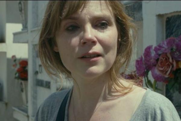 A dor de Sylvie é retratada no drama O filho uruguaio (Reprodução/Internet)