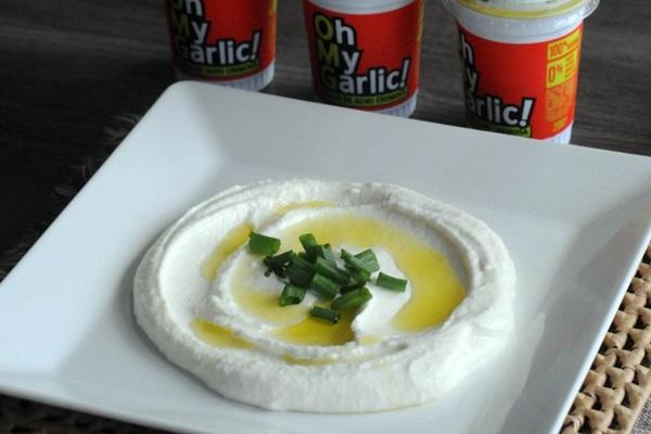 A pasta de alho surgiu no Salim sou eu, mas, devido ao sucesso, passou a ser comercializada (Antonio Cunha/CB/D.A Press)