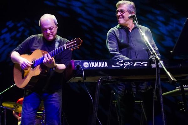 Toquinho e Ivan Lins celebram 50 anos de carreira e amizade  (Gerlan Cidade/Divulgação)