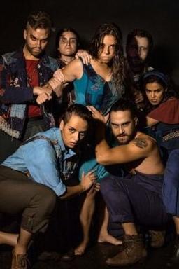 O espetáculo Maré cheia estreia amanhã na Furnarte (Lucas Casado/Divulgação)