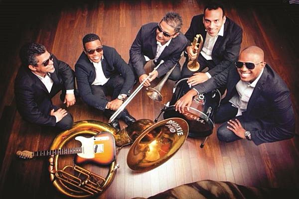 Bradixie Band vai relembrar os séculos 19 e 20 em show na Casa Thomas Jefferson (DGBB/Divulgação)