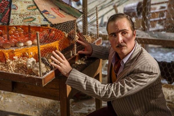 João Miguel em atuação esforçada para novo filme de Ruy Guerra. (Reprodução/Internet)