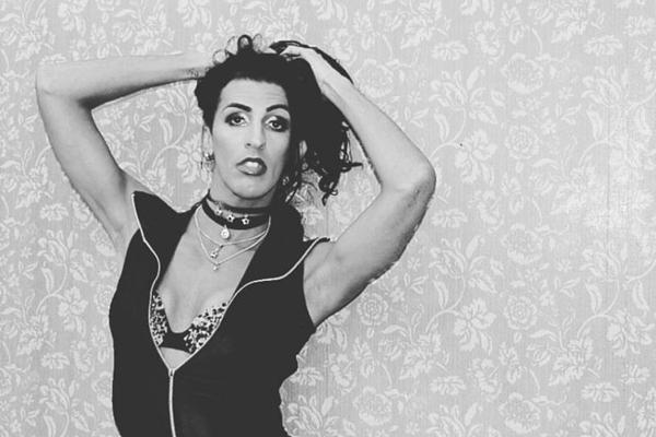 Cantora de funk Mulher Pepita (Facebook/Reprodução)