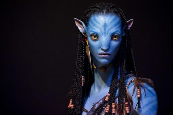 'Avatar' é uma das atrações para este sábado (28) (AFP PHOTO /JOEL SAGET)