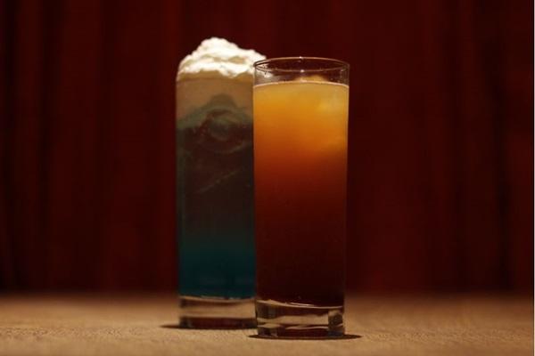 Os drinques no Carcassonne Pub são variados e vão de versões fortes à alternativas não alcoólicas (Barbara Cabral/Esp. CB/D.A Press)