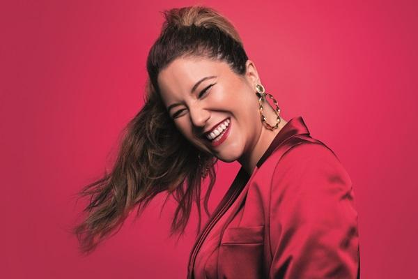 Maria Rita mescla canções de vários discos em show neste sábado (12/5) (Daryen Dornelles/Divulgação)