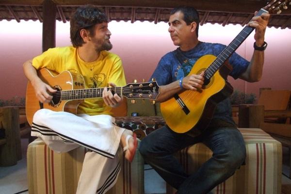 Em parceria musical desde 2016, Saulo e Durval Lelys já tem vários projetos futuros (Cláudius Faísca/Divulgação)