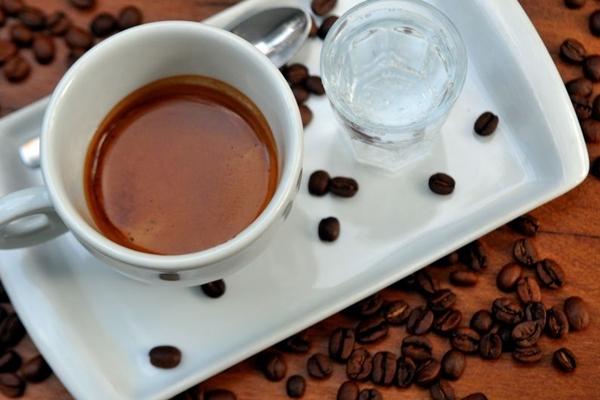 O Cristina Café tem grãos especiais (Antonio Cunha/CB/D.A Press)