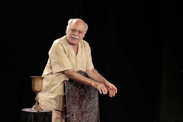 Tonico Pereira apresenta primeiro monólogo da carreira em Brasília (Deca Produções/Divulgação)