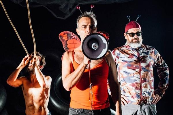 A cia. Dos Atores, do Rio de Janeiro, chega a Brasília com espetáculo escrito por Jô Bilac (Reprodução/Internet)
