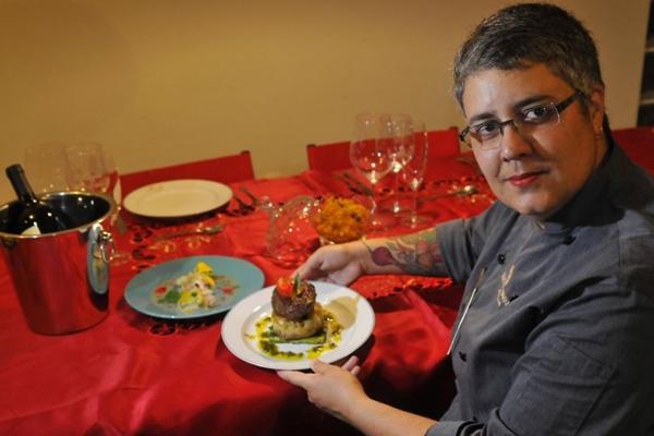 Raquel Amaral é personal chef (Minervino Junior/CB/D.A Press)
