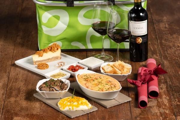 O Cantucci Bistrô vai fazer um menu especial para quem for ao restaurante e quem quiser ficar em casa (Telmo Ximenes/Divulgação)
