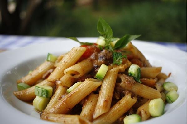 Para quem gosta de massas, o Pecorino é especialista no assunto (Ana Rayssa/Esp. CB/D.A Press)