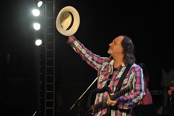 Alceu Valença volta à capital em 12 de junho para se apresentar no evento Prudential Concerts  (Tati Zanichelli/Divulgação)