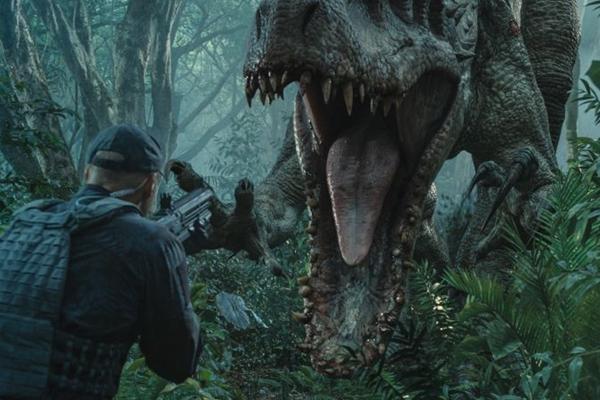 Fãs de O parque dos dinossauros poderão matar as saudades hoje (Universal Pictures/Divulgação)