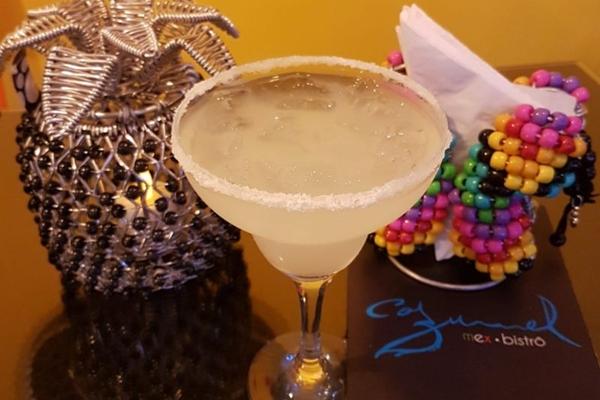 A margarita, preparada com tequila, é um dos drinques mais tradicionais no México  (Adriana Muller/Divulgacao)