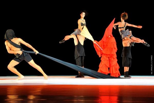 A companhia de dança está na estrada desde 1971 (Arnaldo J.G. Torres/Divulgaçã)