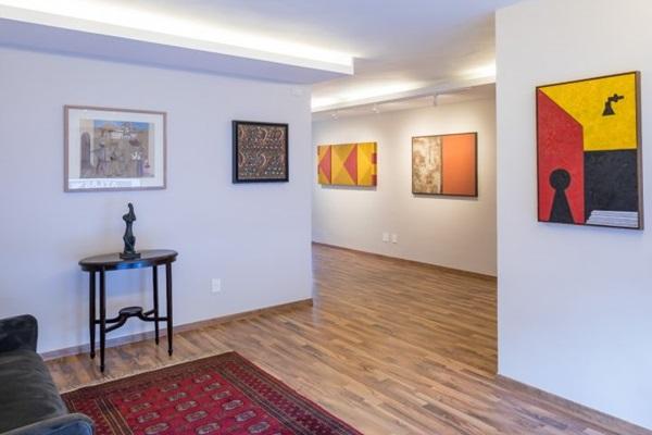 Nova galeria na Asa Sul tem foco na arte modernista (Haruo Mikami/Divulgação)