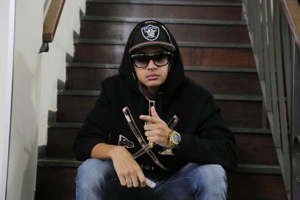 O cantor Hungria Hip-Hop é a grande atração do Mané Garrincha em setembro (Mateus Rigola/Divulgação)