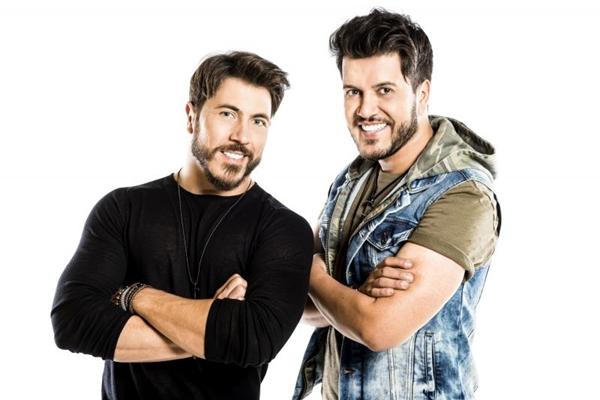 A dupla sertaneja Henrique & Ruan se apresentará no Shed Western Bar na sexta, a partir das 23 horas (Bravo Assessoria/Divulgação)