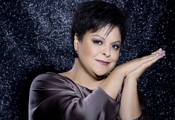 A cantora Fabiana Cozza é uma das convidadas do Expoestado (Kriz Knack/Divulgação)