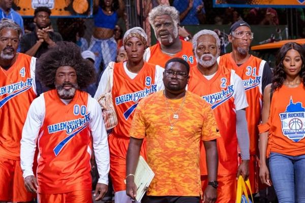 'Tio Drew' reúne craques do basquete nas telonas (Reprodução/Internet)