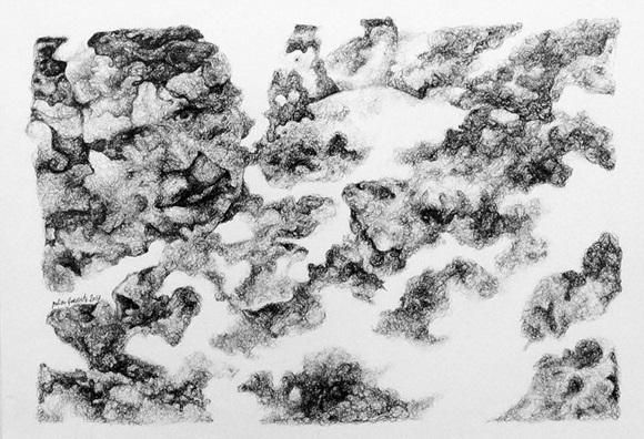 A obra de Julien Gorovitz apresenta um casamento perfeito entre a técnica e o conteúdo (Julien Gorovitz/Divulgação)