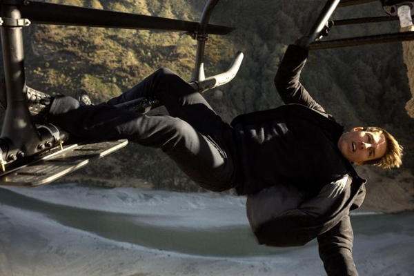 Tom Cruise estrela Missão: Impossível pela sexta vez (Paramount Pictures/Divulgação)