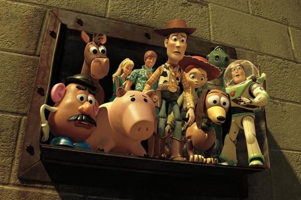 TNT apresenta o filme mais recente da franquia Toy story (Buena Vista/Divulgação)