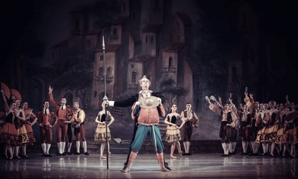 'Dom Quixote' tem inspiração na obra homônima de Miguel de Cervantes (Objetiva/Divulgação)