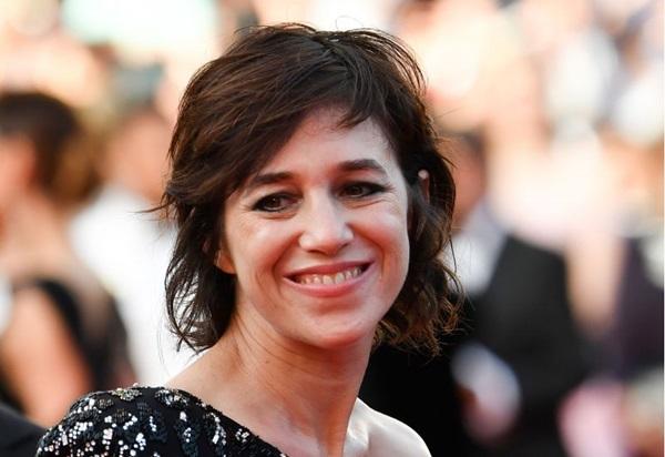 Charlotte Gainsbourg concorreu ao César de melhor atriz (ALBERTO PIZZOLI/AFP)