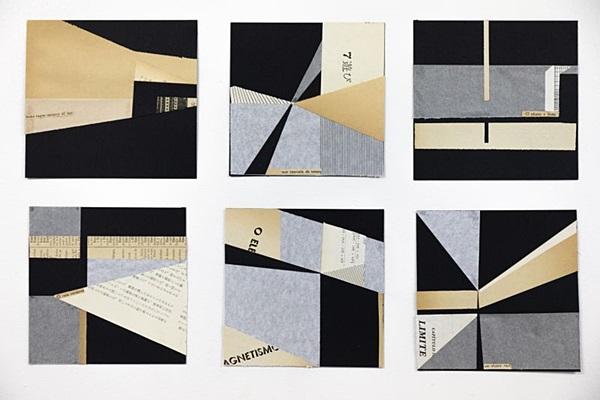 Em Inverso, Luciana Paiva traça um paralelo entre a cidade e a grafia (Luciana Paiva/Divulgação)