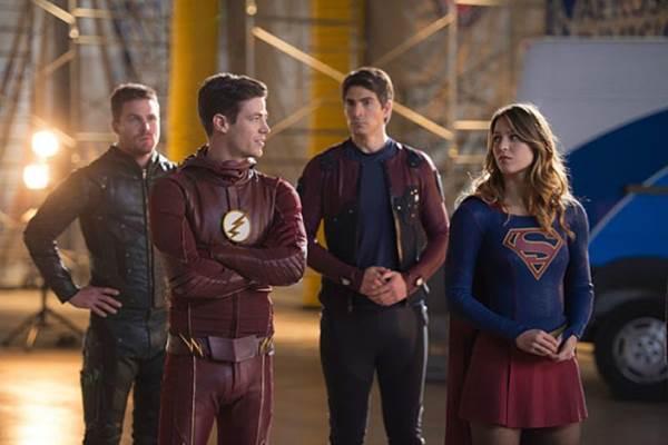 Os quatro episódios de Crise na Terra-X serão exibidos no domingo (CW/Divulgação)