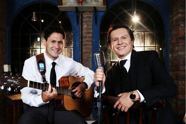 A turnê de Gian & Giovani marca retorno da dupla (BA Assessoria/Divulgação)