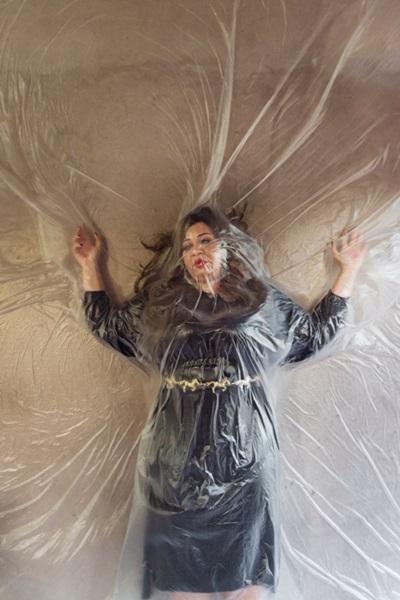 Espetáculo Cleópatra, da cia. Teatro de Açúcar (Diego Bresani/Divulgação )