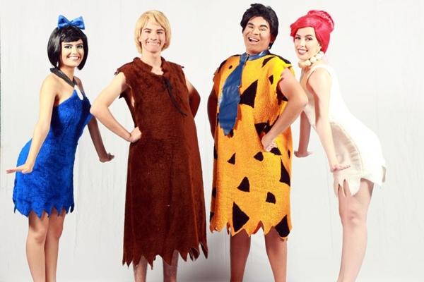 Os Flintstones vão unir várias gerações na plateia (Tato Assessoria/Divulgação)