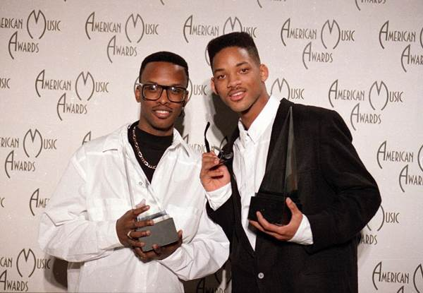 DJ Jazzy Jeff teve projeto com Will Smith que rendeu prêmios  (LENNOX MCLENDON/AFP)