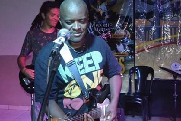 Laércio Rubato, guitarrista da banda Geração Roots, uma das atrações do evento (Reproducao)