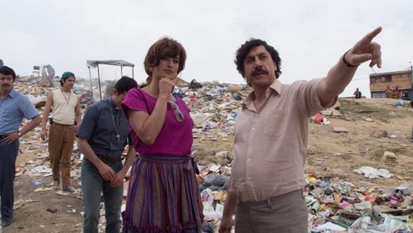 Virgínia Vallejo se encanta pelo poder representado por Escobar (Internet/Reprodução)