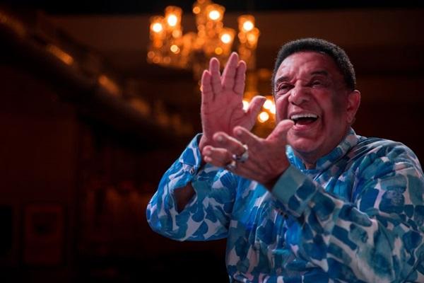 Agnaldo Timóteo é a principal atração do Sesc Seresta (Murilo Alvesso/Divulgação)