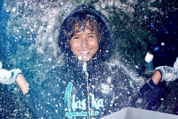 Alaska neve conta com escorregadores e outras atrações, sempre fazendo alusão ao inverno (Objetiva Comunicação/Divulgação)